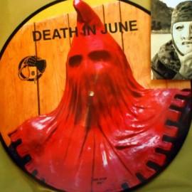 "DEATH IN JUNE : LP Picture ""Essence!"""
