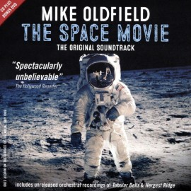 MIKE OLDFIELD : CD+DVD The Space Movie