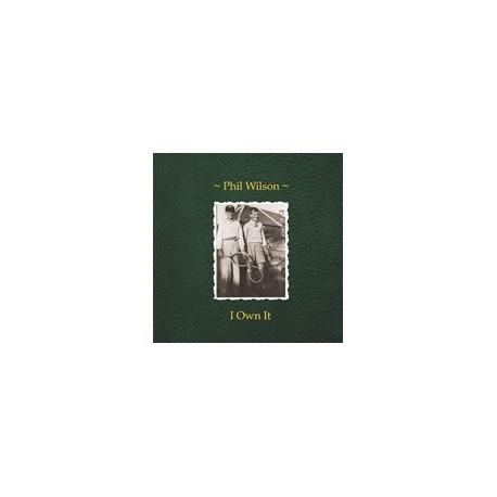 WILSON Phil : LP God Bless John Kennedy