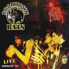 BOOMTOWN RATS (the) : LP Live Germany '78