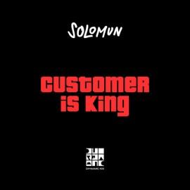 "SOLOMUN : 12""EP Customer Is King"