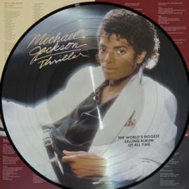 JACKSON Michael : LP Picture Thriller