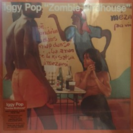 IGGY POP : LP Zombie Birdhouse (colored)