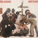JACKSONS (the) : LP Goin' Places