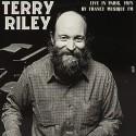 RILEY Terry : LP Live in Paris 1975 By France Musique FM