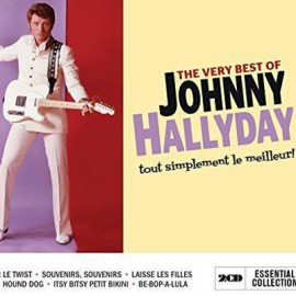 HALLYDAY Johnny : CDx2 The Very Best Of - Tout Simplement Le Meilleur!
