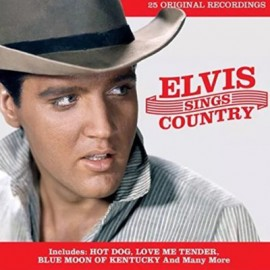 PRESLEY Elvis : CD Elvis Sings Country (25 Original Recordings)