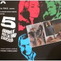UMILIANI Piero : LP 5 Bambole Per La Luna D'Agosto
