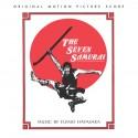 HAYASAKA Fumio : LP OST Seven Samourai