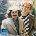 SIMON & GARFUNKEL : LP Simon And Garfunkel's Greatest Hits
