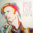 BOWIE David : LPx2 Live Los Angeles 1974