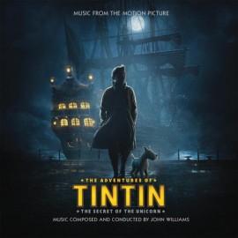 WILLIAMS John : LPx2 The Adventures Of Tintin (The Secret Of The Unicorn)