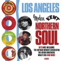 VARIOUS : LP Los Angeles Modern Kent Northern Soul