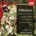 2nd HAND / OCCAS : OFFENBACH Jacques : CD Extraits from : Orphée aux enfers, La Belle Hélène, La Périchole & La Vie Parisienne