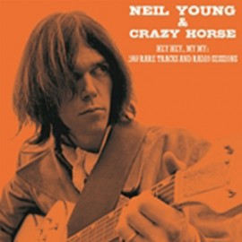 NEIL YOUNG : LP Hey Hey, My My : 1989 Rare Tracks Radio Sessions
