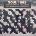 VARIOUS : CDx4 Soul 1962 Vol1