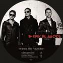 """DEPECHE MODE : 12""""EP Picture Where's The Revolution"""