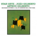 GETZ Stan / GILBERTO Joao / GILBERTO Astrud : LP Recorded October 9, 1964 At Carnegie Hall, New York