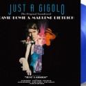 OST : LP Just A Gigolo (blue)