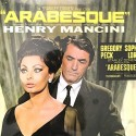 MANCINI Henry : LP Arabesque