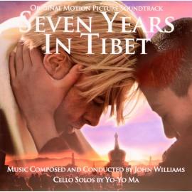 WILLIAMS John : LP Seven Years In Tibet