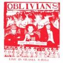 OBLIVIANS : LP Rock 'n Roll Holiday! : Live In Atlanta