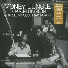 ELLINGTON Duke / MINGUS Charlie / ROACH Max : LP Money Jungle