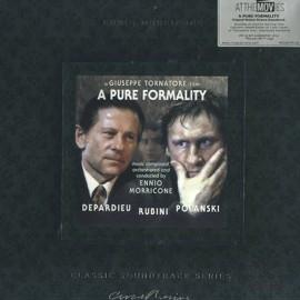 MORRICONE Ennio : LP A Pure Formality
