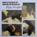 WATERS Muddy : LP Folk Singer