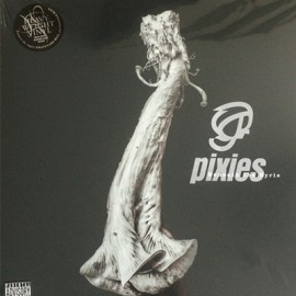 PIXIES : LP Beneath The Eyrie