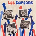"""VARIOUS : 7""""EP LES GARCONS - 4 Rare Tracks From The 60's By Some Of The Ye Ye Boys"""