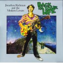 RICHMAN Jonathan : LP Back In Your Life