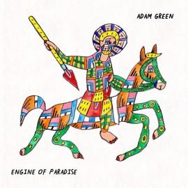 GREEN Adam : LP Engine Of Paradise