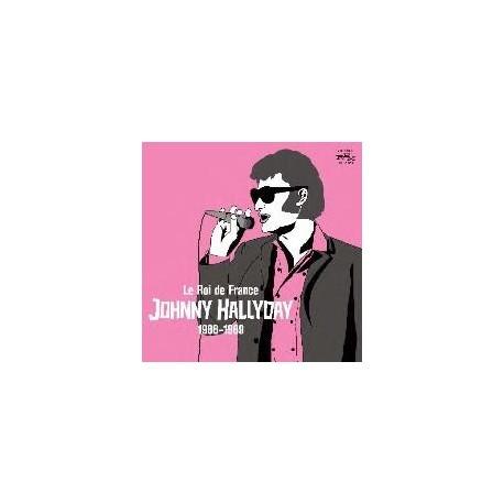 HALLYDAY Johnny : Le Roi De France (1966-1969)