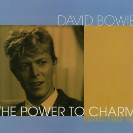 BOWIE David : LP The Power To Charm