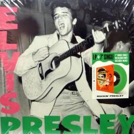 """PRESLEY Elvis : LP+7""""EP Elvis Presley"""