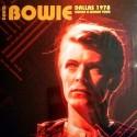 BOWIE David : LPx2 Dallas 1978 Isolar II World Tour