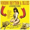 VARIOUS : LP Voodoo Rhythm & Blues & Burlesque Grind
