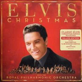 PRESLEY Elvis : CD Christmas With Elvis And The Royal Philharmonic Orchestra