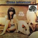 RONSTADT Linda : LP Silk Purse