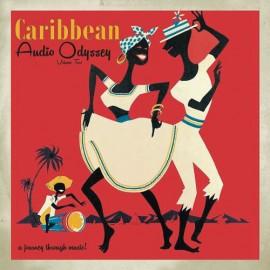 "VARIOUS : 10""LP Caribbean Audio Odyssey Volume Two"