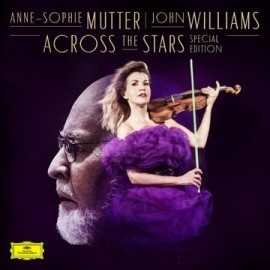 """WILLIAMS John / MUTTER Anne-Sophie : 12""""EP Across The Stars : Special Edition"""