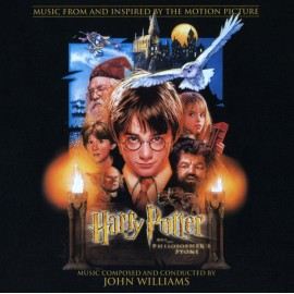 WILLIAMS John : CDx2 Harry Potter And The Philosopher's Stone