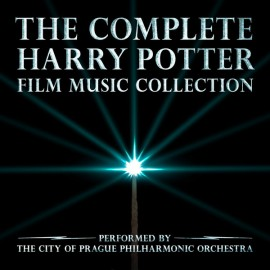 WILLIAMS John / City Of Prague Philharmonic Orchestra (the) : CDx2 The Complete Harry Potter Film Music Collection