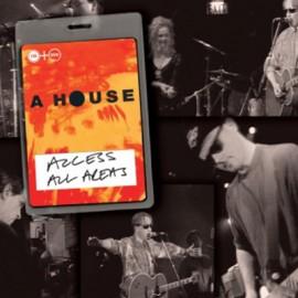 A HOUSE : CD+DVD Access All Areas