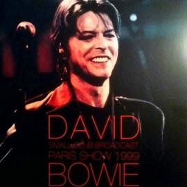 BOWIE David : LPx2 Small Club Broadcast : Paris Show 1999