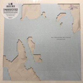 TINDERSTICKS : LP No Treasure But Hope (clear)