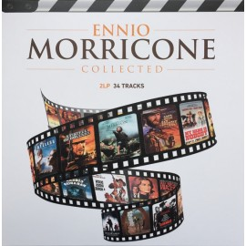 MORRICONE Ennio : LPx2 Ennio Morricone Collected