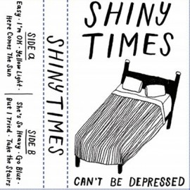 SHINY TIMES : K7 Can't Be Depressed