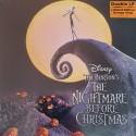 ELFMAN Danny : LPx2 Tim Burton's The Nightmare Before Christmas (orange)